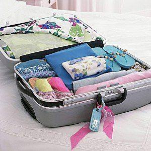 Comment remplir une valise rigide?